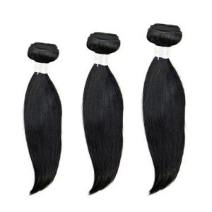 Malaysian Straight Hair Extensions Bundle Deals